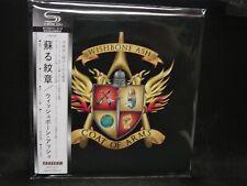WISHBONE ASH Coat Of Arms + 1 JAPAN SHM MINI LP CD U.K. Hard/Blues/Prog Rock !