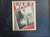 1940 THE WAR ILLUSTRATED VOL. 3 #49 DOVER, 'LANCASTRIA', ABYSSINIA