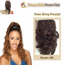 Drawstring Wavy Hair Extensions