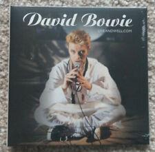 David Bowie - Liveandwell.com Live 1997 Ltd CD in Stock