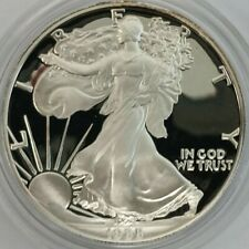 1988 silver eagle $1 proof coin