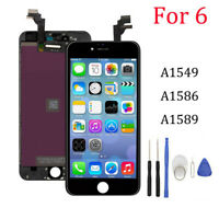 """For iPhone 6 Screen Replacement Black 4.7"""" LCD Display Digitizer Assembly Set"""