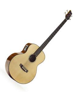 Ozark Electro Acoustic Bass Guitar Solid Body Undersaddle Transducer 3854