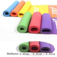 1.5m Elastic Yoga Pilates Band Stretch Resistance Exercise Fitness Belt Strap
