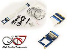 Adaptateur MiniPCIe pour carte WIFI Bluetooth BCM94360 BCM94331