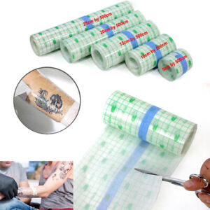 Protective Waterproof Tattoo After Care Film Tattoo Bandage Rolls Sales
