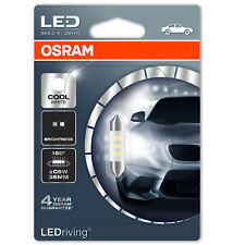 OSRAM LEDriving C5W 6000K Cool White 36mm 180° Car LED Bulb (Single) 6436CW-01B