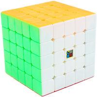 MOYU Meilong 5x5x5 Speed Magic Cube Puzzle Stickerless UK MF8890 UK Stock
