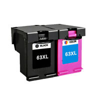 63 XL Ink Cartridge For HP 63 ENVY 4510 4512 4513 4516 4520 4522 4525 Printers