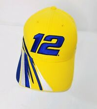 VTG Chase Authentics NASCAR Kurt Busch Velcroback Hat Penske Racing Embroidered