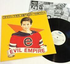 Rage Against the Machine - Evil Empire [in-shrink] LP Vinyl Record Album