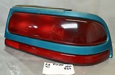 1992-1993-1994 Plymouth Laser Right Pass Genuine OEM tail light 37 1C1