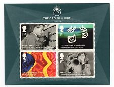 GB 2014 Great British Film unmounted mint mini / miniature sheet MNH m/s stamps