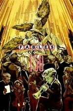 Fables, Vol. 22: Farewell (Fables) [New Book] Graphic Novel, Paperback, Award
