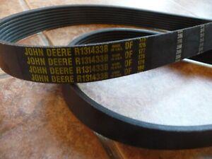 Geniune John Deere R131433 Fan Belt
