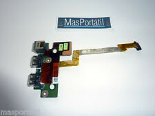 PLACA USB/USB BOARD+CABLE TOSHIBA SATELLITE PRO A300 A300D P300 P/N: DABD3ATB600