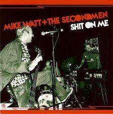 "45 t Mike Watt + The Secondmen /Ev Kain7"" vinyl  Factory sealed RSD 2015 Punk"