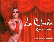 Programme revue cabaret la cloche 2007