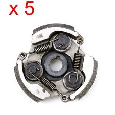 5x Heavy Duty Pocket Bike Clutch for 49cc Pocket Rocket ATV Quad 47cc PARTS