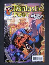 Fantastic-Four-vol-3-17-Marvel-1999- en Anglais