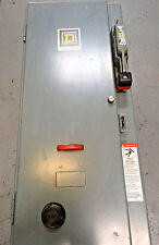 Square D AC Combination Motor Starter 30A Size 0 Cat #8538SCG11V83CFF4P1TX11Y342