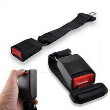 35cm 14 inch Black AUTO Car Seat Lap Belt Extension Extender Buckle