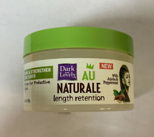 Dark and Lovely Au Naturale Length Retention Tame & Strengthen Edge Saver 3.4 oz