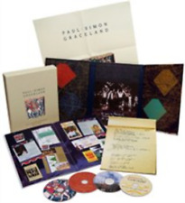 Paul Simon Graceland 25th Anniverary Deluxe Edition CD / DVD Box Set - NEW