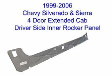 1999-2006 Chevy Silverado Sierra Extended Cab Driver Side Inner Rocker Panel NEW