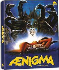 Aenigma Blu Ray + OST CD Severin 1987 Lucio Fulci slipcase horror giallo