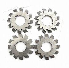 Set 8pcs Module 125 Pa20 Bore22 1 8 Involute Gear Cutters C1