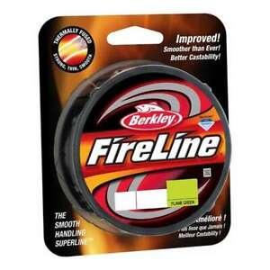 Berkley FireLine Fused Original 4-30lb 300 yards Flame Green