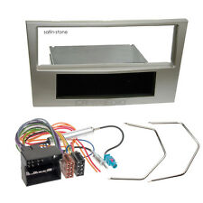 OPEL CORSA D 09-14 1-DIN radio de voiture Set d'installation radio satin-stone