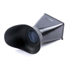 """V2 2.8 X LCD Viewfinder 3 """" 3:2 for Canon 550D 5DIII/Panasonic GH1 GH2 GF5 GF3"""