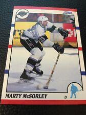 Marty McSorley    Kings 1990-1991 Score #271