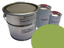 3,5 LITRE Set 2K VERNIS voiture RDA Capri vert pas de peinture transparente