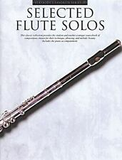 Selected Flute Solos With Piano Accompaniment Everybody's Favorite