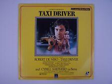 Taxi Driver LD LaserDisc 1976 VLD 5920