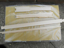 LANGSTROTH JUMBO Deep Frames & Foundation Unassembled Qty 10