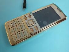 Nokia 6300 - Gold (Ohne Simlock) Handy wie Neu Top Zustand