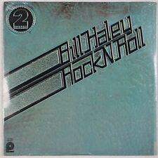 BILL HALEY & HIS COMETS: Rock N' Roll 2x LP Vinyl LP Classics SEALED!