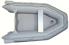 "2017 8'6"" Saturn Inflatable Boat, Dinghy, Tender (Grey or Red)"