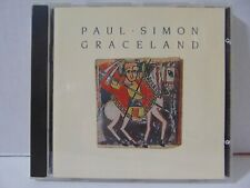 PAUL SIMON (Graceland) CD, 1986 Warner Brothers - Free Shipping