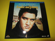 ELVIS PRESLEY - FRANKIE AND JOHNNY LASERDISC