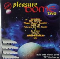 Pleasure Dome 2 (1994) Drop Out's, Hithouse, Scooter, Mr. Trash, G-Point,.. [CD]