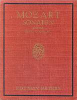 Mozart ~ Sonaten ~ Violine gebunden