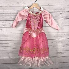 FLAWED Disney Store Exclusive Sleeping Beauty Girls XS Costume Dress Up