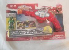 Power Rangers Deluxe Super Mega Blaster