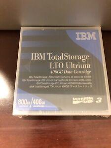 IBM LTO ULTRIUM-3 400GB IBM 24R1922 (800 GB Compressed, 400 GB Uncompressed)