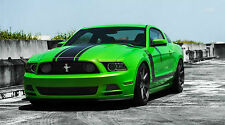 """BOSS 302 MUSTANG FORD SVT  43"""" x 24"""" LARGE HD WALL POSTER PRINT NEW"""